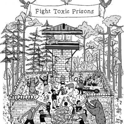 fight toxic prisons